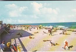 Maryland Ocean City Beach Scene - Ocean City