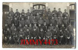 CPA - Groupe De Militaires  à Identifier - Scans Recto-Verso - Guerre 1914-18