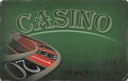 Generic Casino Card / Slot Card From Bulgaria (very Worn)  .....[FSC]..... - Casino Cards