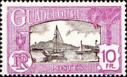 Guadeloupe Poste N** Yv:121 Mi:125 Port De Pointe-à-Pitre - Unused Stamps