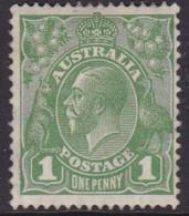 Australia 1931 George V P.13.5x12.5 Wmk 15 SG 125 Mint Hinged - 1913-36 George V: Heads