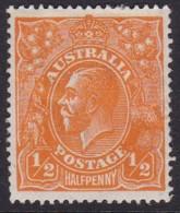 Australia 1918 George V Wmk W.5  P.14.25x14 SG 56 Mint Hinged - 1913-36 George V: Heads
