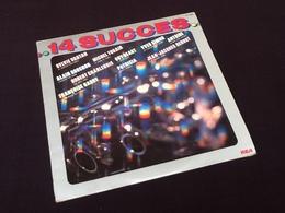Vinyle 33 Tours 14 Succès (1977) - Compilations