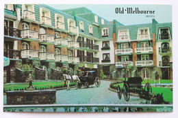 Old Melbourne Hotel, 5-17 Flemington Road, North Melbourne, Victoria, Australia - Melbourne