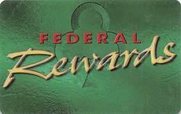 Wrest Point Hotel Casino Australia Federal Rewards Slot Card .....[FSC]..... - Casino Cards
