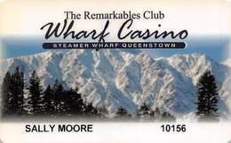 Wharf Casino - Queenstown Australia - Slot Card  .....[FSC]..... - Casino Cards