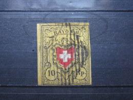 VEND TIMBRE DE SUISSE N° 15 !!! - 1862-1881 Sitzende Helvetia (gezähnt)