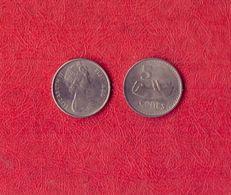 Fiji 5 Cents - 1969.UNC. - Fiji