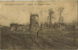 Walhain-St-Paul   Chateau - Walhain