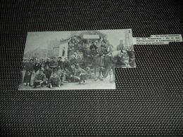 """Origineel Knipsel ( 2075 ) Uit Tijdschrift """" Ons Volk """"  1936 :  Leopoldsburg  Bourg - Léopold - Vieux Papiers"""