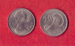 Fiji 20 Cents - 1969.UNC. - Figi
