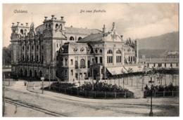 CPA ALLEMAGNE - COBLENZ - Die Neue Festhalle - DEUTSCHLAND - Koblenz