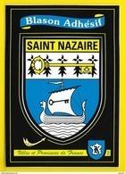 SAINT NAZAIRE Blason Adhésif (Kroma N° 731) Loire Atlantique (44) - Saint Nazaire