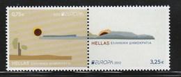 Greece / Grece / Griechenland / Grecia 2012 Europa Cept Set Imperforated MNH W0550 - 2012