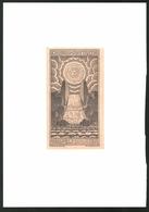 Exlibris Von Josef Wieser Für Constantia, Auge Der Vorsehung über Wasserfall - Ex-libris