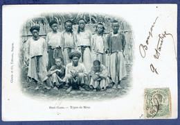 CPA LAOS - HAUT-LAOS - TYPES DE MEOS - Laos