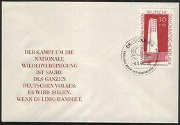 DDR 1960 Mi-Nr. 783 FDC - DDR