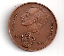France -Médaille Philippe Moreau-voir état - Sonstige