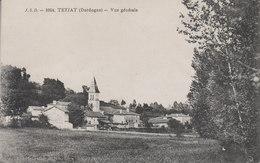 TEYJAT   VUE GENERALE - France