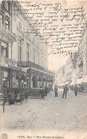 ¤¤  -  BELGIQUE    -    SPA    -  Rue Royale Et Casino    -  ¤¤ - Spa