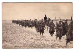 Militaire Infanterie En Manoeuvres En Marche Armée Française - Manoeuvres