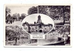 ENGLAND - WEST YORKSHIRE - BRADFORD, Lister Park, 1965 - Bradford