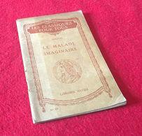 Molière  Le Malade Imaginaire   N°65  (1929) - Théâtre
