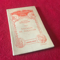 Swift   Voyages De Gulliver  Tome I   N°187 (1939) - Théâtre