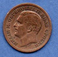 Serbie -5 Para  1879  --   Km # 7  -  état   TB - Servië