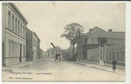Dottiegnies St Léger Rue De Roubaix (10987) - Moeskroen