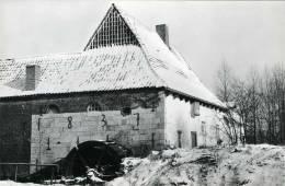 METSTEREN Bij Sint-Truiden (Limburg) - Molen/moulin - Mooie Kaart Van De Metsterenmolen In 1987. Sfeervol Winterbeeld! - Sint-Truiden