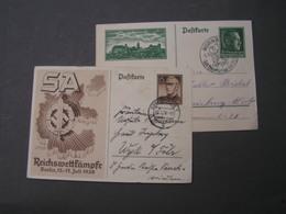 DR 2 Alte Karten Adolfs Zeit - Allemagne