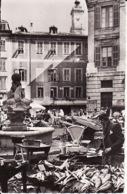 D238Nice, La Vieille Ville Le Marché Aux Poissons De La Place St Francois  1962 - Squares