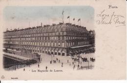 D310Paris,  Les Magasins Du Louvre  1903 - France