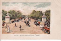 D333Paris, Avenue Des Champs Elysées  Avec Paillettes - Arrondissement: 08