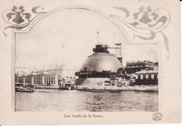 D356Les Bords De La Seine - La Seine Et Ses Bords