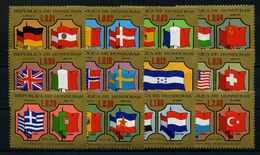 HONDURAS 1975 Nr 842-853 Postfrisch (107396) - Honduras