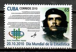 Cuba 2010 / Che Guevara MNH / Cu11406  C5-26 - Nuevos