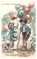 Bouret Germaine   Le Marchand De Ballons - Bouret, Germaine
