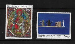 France Timbres De 1985  Neufs ** N°2363/64 Neufs ** - Ungebraucht