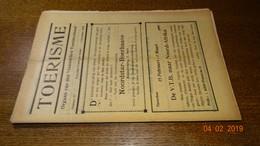 #20627 [Boek - Tijdschrift] Toerisme, Nummer 21, 1 November 1926 / Redactie Stan Leurs Schoon Lier Timmermans Ottenburg - Tourisme