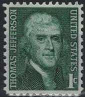 ETATS-UNIS USA 816 ** MNH Thomas JEFFERSON - United States