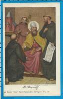 Holycard    St. Bernulf - Devotion Images