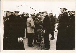 CP Belgique 1949 - Grève Des Dockers D'Anvers - Reproduction - Grèves