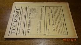 #20630 [Boek - Tijdschrift] Toerisme, [vijfde Jaargang,] Nummer 24, 15 December 1926 / Redactie Stan Leurs Wezet Visé - Tourisme