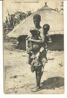 MOZAMBIQUE - NYASSA / TYPE DE FEMME ET SES ENFANTS - Mozambique