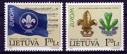 Litouwen  Europa Cept 2007 Postfris M.N.H. - Europa-CEPT