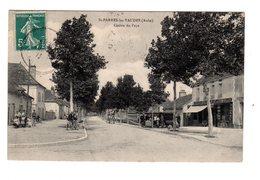 CPA 10 - St Parres Les Vaudes ( Aube ) Centre Du Pays - France