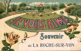 SOUVENIR DE LA ROCHE SUR YON JE VOUS AIME - La Roche Sur Yon