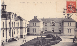 LORIENT  -  HOPITAL BODELIO  -  COURS D ENTREE - Lorient